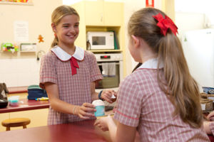 Holy Cross Primary School Woollahra canteen