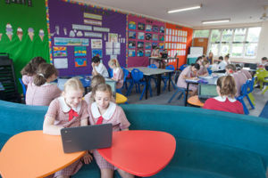 Holy Cross Primary School Woollahra Classrooms