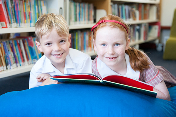 Holy Cross Primary School Woollahra Library