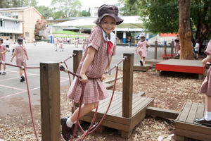 Holy Cross Primary SChool Woollahra Playgrounds